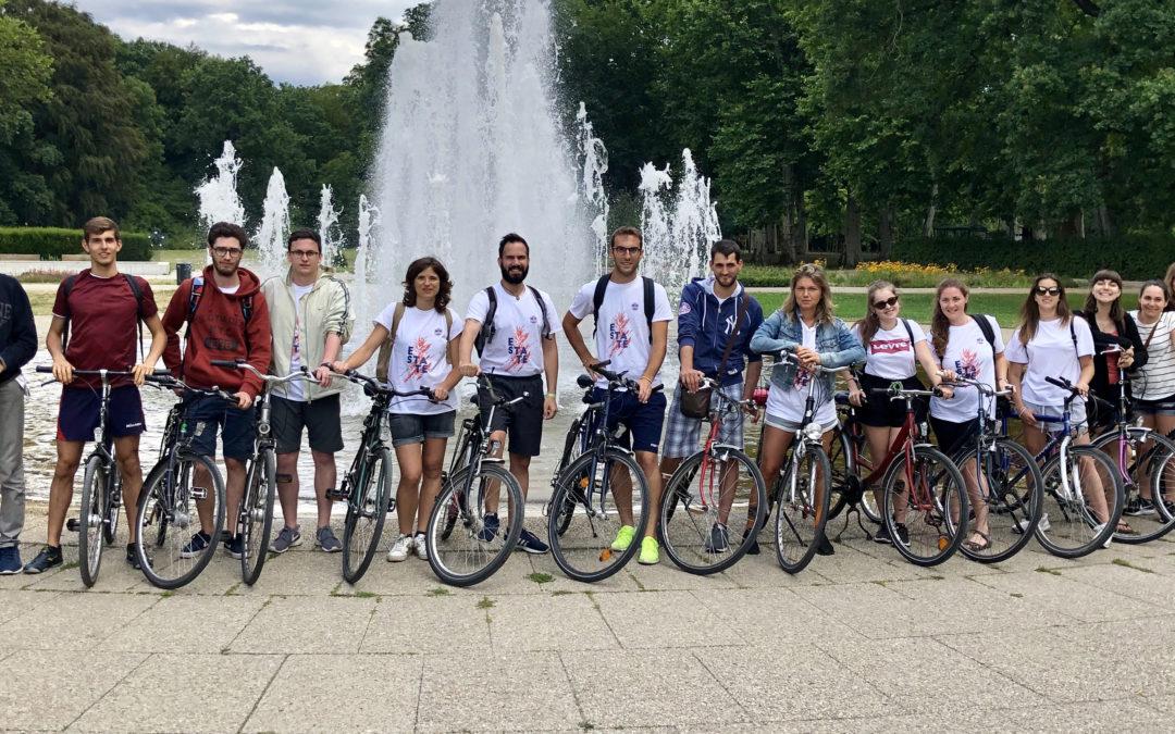 Un'Europa da attraversare! Berlino, luglio 2019